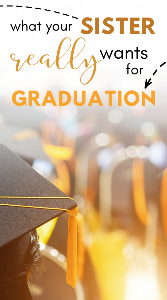 Graduation gifts for girls and women
