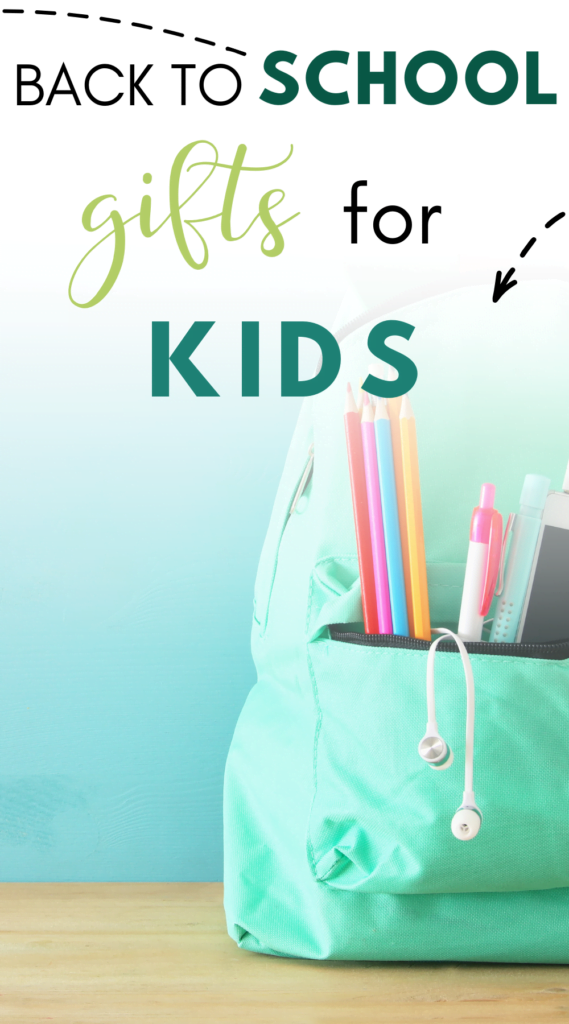 Back-to-school gifts for kids