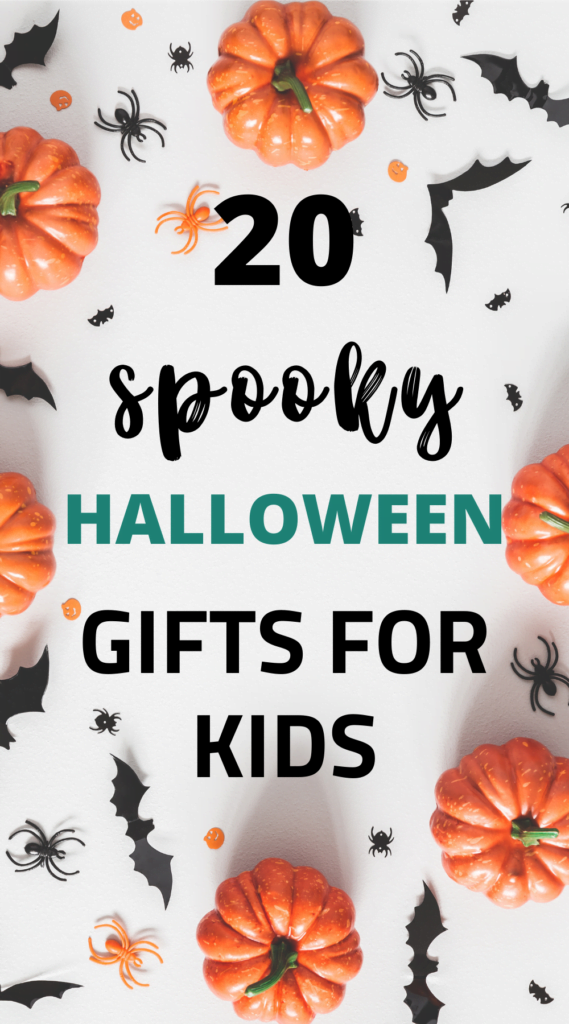 Halloween gifts for kids